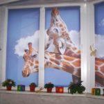 Галерея рулонных штор